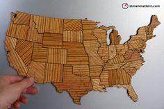 USA - Long Leaf Pine