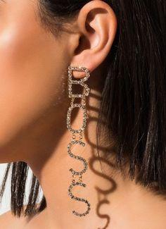 Stylish Jewelry, Cute Jewelry, Luxury Jewelry, Jewelry Accessories, Fashion Jewelry, Women Jewelry, Prom Necklaces, Barrettes, Accesorios Casual