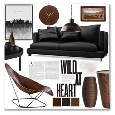 """Home decor"" by bogira ❤ liked on Polyvore featuring interior, interiors, interior design, home, home decor, interior decorating, Crate and Barrel, Dot & Bo, Oris and CB2"