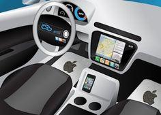 Até um carro estava nos planos de Steve Jobs: o iCar.