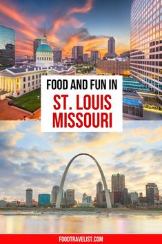There is a lot more than the Arch to do in St. Louis. This Midwestern city is easy to get to and will surprise you with a robust list of things to do. The St. Louis food scene is one that is full of delicious places to explore.  #VisitStLouis #VisitSTL #StLouis