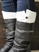 Boot Cuff - Boot Toppers - Wear like a Boot Sock