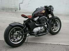Rubbermount_EVO Monoshock Bobber - Page 4 - The Sportster and Buell Motorcycle Forum