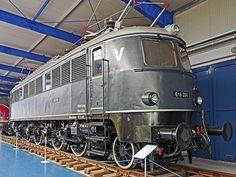 Locomotive Électrique, Musée, Prora