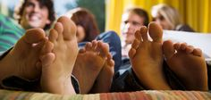 Come to FCC for a foot MOT every six months and never put up with foot pain!!