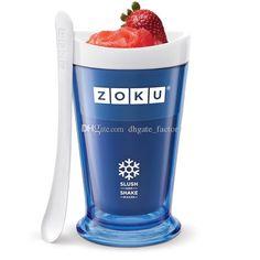 zOKU slush shake maker autentica di gelati fatti in casa strumenti coppa di gelato creativo tazza di cucina, gadget prezzo di fabbrica dHL nave gratisall'ingrosso , $6.5 su It.dhgate.com   DHgate