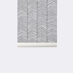 wallpaper carta da parati maison rock coucou Herringbone Wallpaper