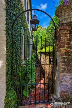#Charleston #SC #Architecture #historic #southerngates @CityCharleston @chasscene @romandaphoto   GATES OPEN COME ON IN    All photos (C) 2016 RomanDA Photography    Please do not edit/copy/print without my permission    You are encouraged to help me out by sharing liking loving and especially commenting!