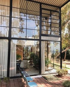 Eames House sur Inst