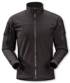 Arc'teryx Combat Jacket - Black