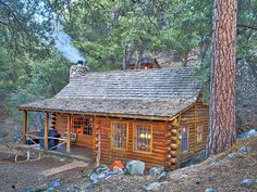 Welcome to Your Cabin in The Woods!