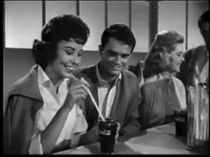 1961 Television Commercials, including a long but wonderful Chevy commercial with Dinah Shore, a Coca-Cola commercial with Ozzie and Harriet, another Ozzie and Harriet (well, Harriet) commercial for Kodak, and some brief ones for Volupté and Tupperware. Have a look!