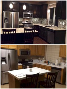 refacing kitchen cabinet how to refinish your kitchen cabinets kitchens house 1801