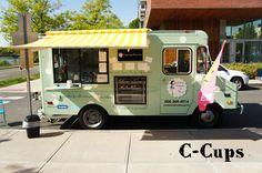 C cups - Food truck Boston