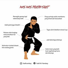 Pasal 1 :Pelatih selalu benar Pasal 2 : Pelatih gk pernah salah. Pasal 3 : Kalau pelatih salah kemba... #yooying Karate, Drawing Poses, Martial Arts, Anime Art, Bangkok, Actors, Education, History, Wallpaper
