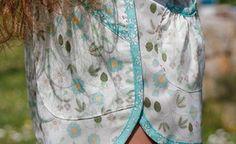 SHORT JOYEUX PATRON DE COUTURE GRATUIT - couture tuto, couture facile pour débutant