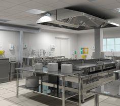 restaurant kitchen design. Fine Kitchen Commercial Dishwasher Install  Restaurant Kitchen Equipment  Pinterest Kitchen Equipment And And Design E