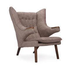 Teddy Lounge Chair & Ottoman