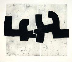 Eduardo Chillida, Untitled