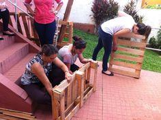 Escola de Parklet  Rio Branco - Acre