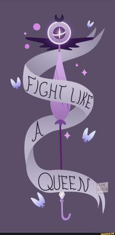 Fight like a Queen Starco, Queen Eclipsa, In A Funk, Gravity Falls, Star Wars, Fandoms, Fanarts Anime, Star Butterfly, Shining Star