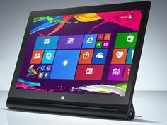 Daily Tech: Lenovo Yoga Tablet 2 With Windows 8.1 and 13.3-Inc...