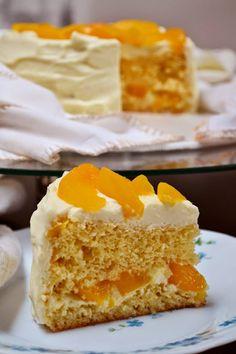New York Cheesecake Kitchen Recipes, Baking Recipes, Fresh Fruit Cake, Your Recipe, Something Sweet, Just Desserts, Vanilla Cake, Food To Make, Bakery