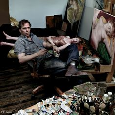 John Currin (b. 1962) | http://www.vanityfair.com/culture/features/2011/09/john-currin-201109