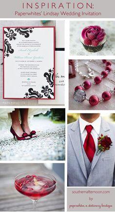 Lindsay Wedding Invitation