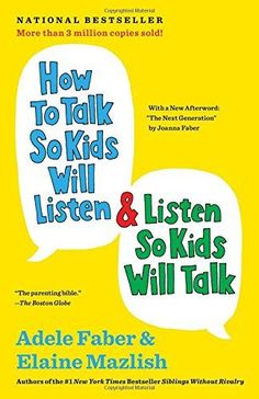 """Laste Ned eller Lese På Net How to Talk So Kids Will Listen & Listen So Kids Will Talk Bok Gratis PDF/ePub - Adele Faber, The ultimate """"parenting bible"""" ( The Boston Globe ) with a new foreword—and available as an ebook for the first. Best Parenting Books, Parenting Advice, Kids And Parenting, Gentle Parenting, Peaceful Parenting, Parenting Classes, Parenting Memes, Foster Parenting, Adele"""