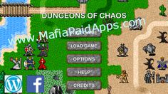 "Dungeons of Chaos v1.2.85 Mod Money Apk   Dungeons of Chaos is a retro-style 2D RPG that takes you on an epic journey with numerous spells skills and tactical combat to employ in order to win the battle against evil. Huge locations to explore (both unique and randomised). Totally ad-free IAP-free no internet or phone status permissions.  Favourite fan quote: ""If you were a fan of Ultima 345 or games of that ilk then this game will feel like coming home""  Also note iOS reviews to date…"