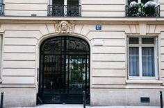 Gertrude Stein's apartment at 27 rue de Fleurus, Paris, France
