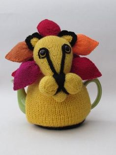 Scottie dog tea cosy knitting pattern | Craftsy