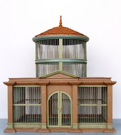 Antique birdcage!!✋More Pins Like This At FOSTERGINGER @ Pinterest☝✋