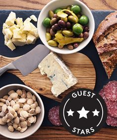 The perfect cheese plate for any holiday soiree refinery29 http www