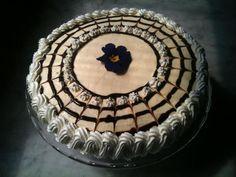 torta decorata con cioccolata - Cerca con Google