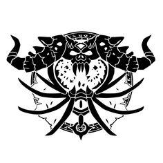 crest | Warlock Crest by ropa-to on deviantART