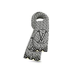 View 1 - ACCESSORIES SCARVES   SHAWLS Miss LV Scarf   Louis Vuitton ® 91895124281