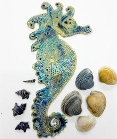Konik morski  - Lazurek