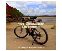 Lo sai che la #maremma la puoi girare in bici ? #Percorsicicloturistici e sentieri mappati. #vivilamaremma