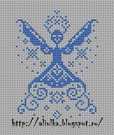 Мои творилки *** Aliolka design: Стужа и... снежный ангел
