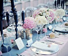 Hydrangeas, Wedding Flowers, Spring, Summer, Fall Flowers, Colors || Colin Cowie Weddings