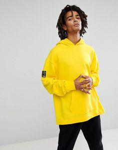 20b483552a7 Puma x XO Hoodie In Yellow 57559303