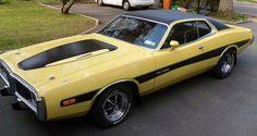 74 Dodge Charger Rallye