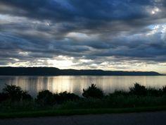 Morning has broken over the Lake