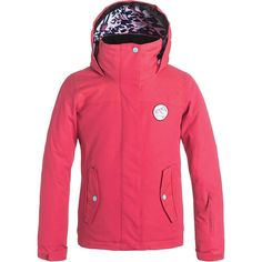 ce894e2973ad Roxy Girl s Jetty Solid Jacket - Moosejaw