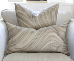 Kelly Wearstler Barcelo Lumbar Pillow Cover in by PinkandPiper