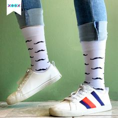 Detalles que hacen más cool tu atuendo Cool, High Tops, High Top Sneakers, Shoes, Fashion, Moustaches, Socks, Outfit, Moda