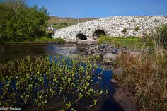 The Quiet Man bridge in Ireland, made famous by the movie: The Quiet Man, starring John Wayne and Maureen O'Hara, filmed on location in Love Ireland, Galway Ireland, Ireland Travel, The Quiet Man, Artemis Fowl, Irish Eyes Are Smiling, Irish Cottage, Irish Pride, Emerald Isle