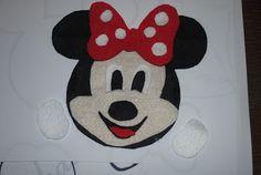Ateliê Bianca Povoleri: Minnei e Mickey...amo esses ratinhos rs... São mo...